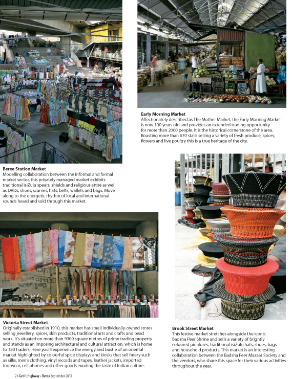 Markets of Warwick Junction | Get It magazine
